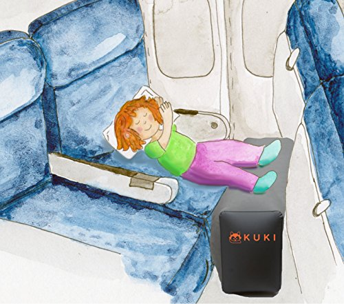 Ohderii Foot Rest Portable Travel Footrest Flight Carry