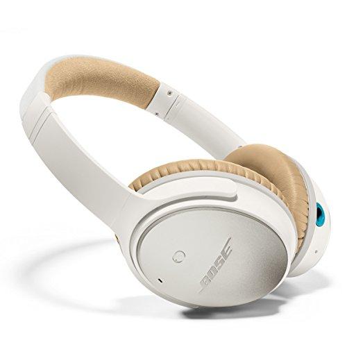 Blue – Bose Quiet Comfort 25 Headphones Inline Mic/Remote