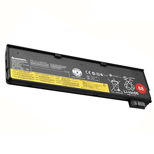 Lenovo 6 cell Battery 68+0c52862, Retail Packaged, Factory
