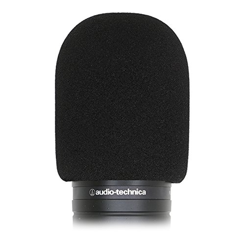 Large Size Microphone Cover for Audio Technica AT2020 and Other Large Microphones, As a Pop ...