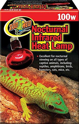 Zoo Med Reptile Basking Spot Lamp 100 Watts 2 Bulb Value