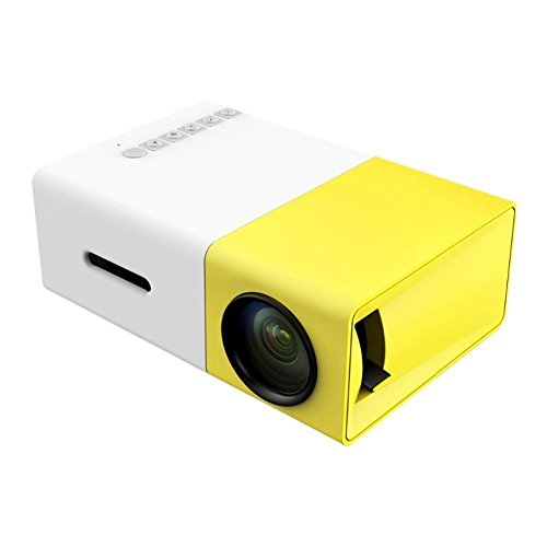 Deeplee Mini Lcd Portable Usbsdavhdmi Led A1 Projector With jRL354Aq