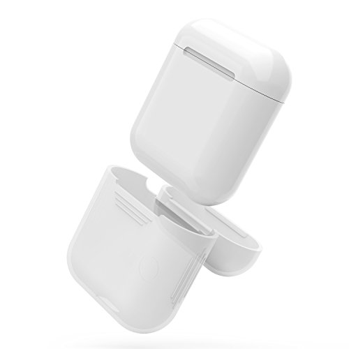 PodSkinz AirPods Case Protective Silicone Cover And Skin