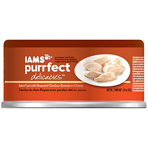 Meat Content In Iams Cat Food