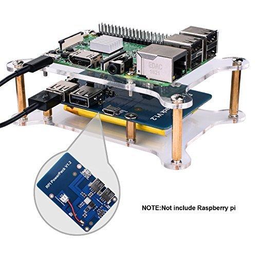 For Raspberry Pi 3 2 TFT LCD Display, Kuman 3 5 Inch 480×320
