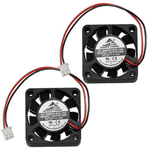 Dc Brushless Fan Replacement : Packs mm v a brushless dc cooling
