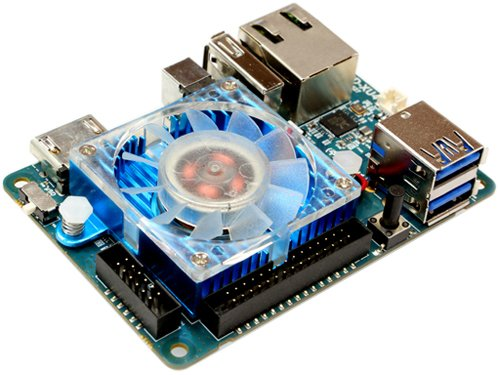 ODROID-XU4 Single Board Computer with Quad Core 2GHz A15
