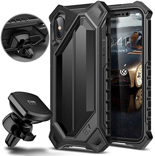 Iphone X Case Elv Iphone 10 Case High Impact Resistant
