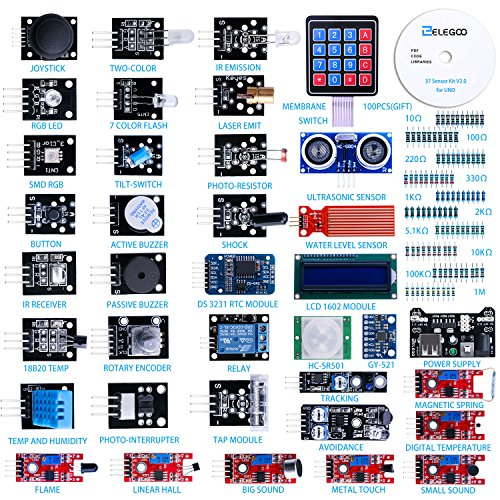 SunFounder Starter Kit From Knowing to Utilizing for Arduino