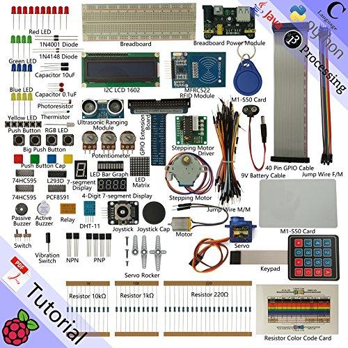 Freenove RFID Starter Kit for Raspberry Pi | Beginner