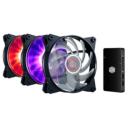 Cooler Master MasterFan Pro 120 Air Balance RGB- 120mm