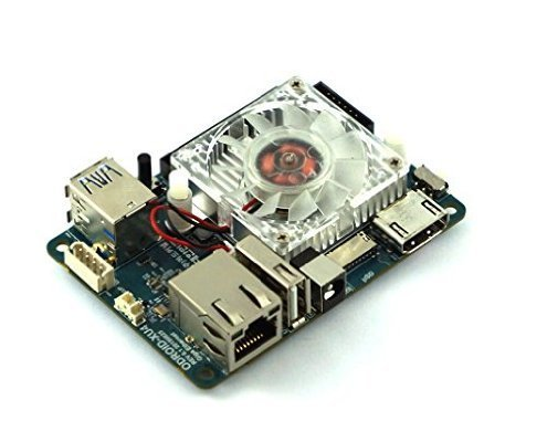 ODROID XU4 with active cooler and power supply – TotalGadgetSite