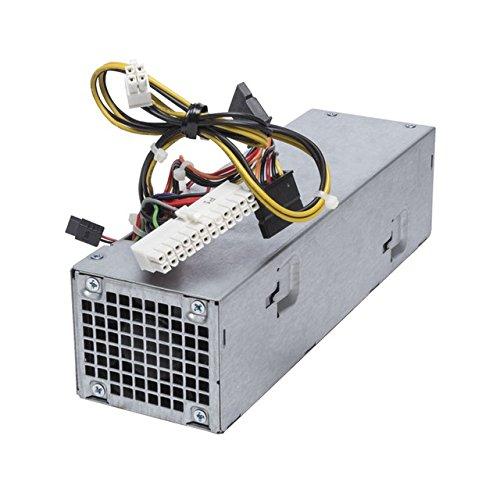 Genuine Dell OEM 250 Watt Power Supply Unit for Inspiron 530s, 620s