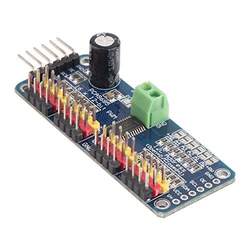 Object Tracking Camera for Arduino, Raspberry Pi, BeagleBone Black