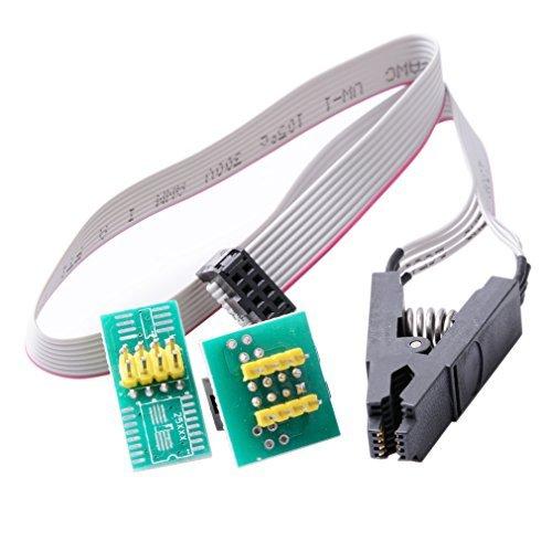 Gikfun USB Programmer CH341A Series Burner Chip 24 EEPROM BIOS