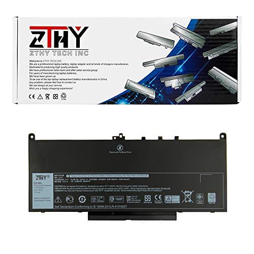 New Genuine Dell Latitude E7270 E7470 55 Wh 7 6V Battery