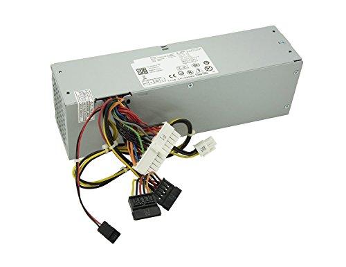 PW116 WU136 235W Desktop Power Supply For Dell Optiplex 760